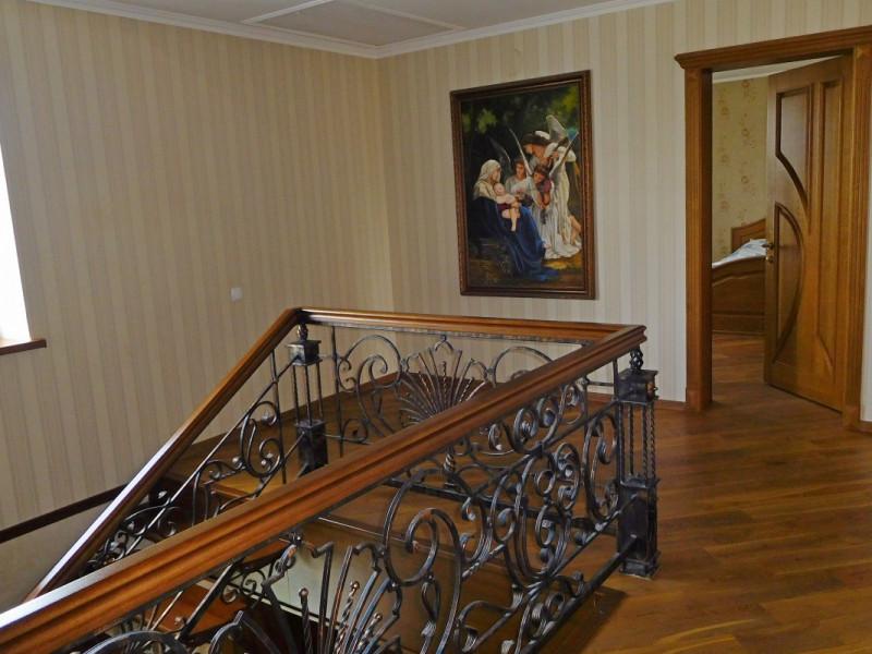 Новый отдельно стоящий дом 250 м2 с ремонтом в районе Старой Подусовки