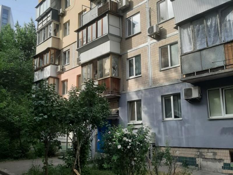 Двухкомнатная квартира возле ЖД Вокзала, 46 м2