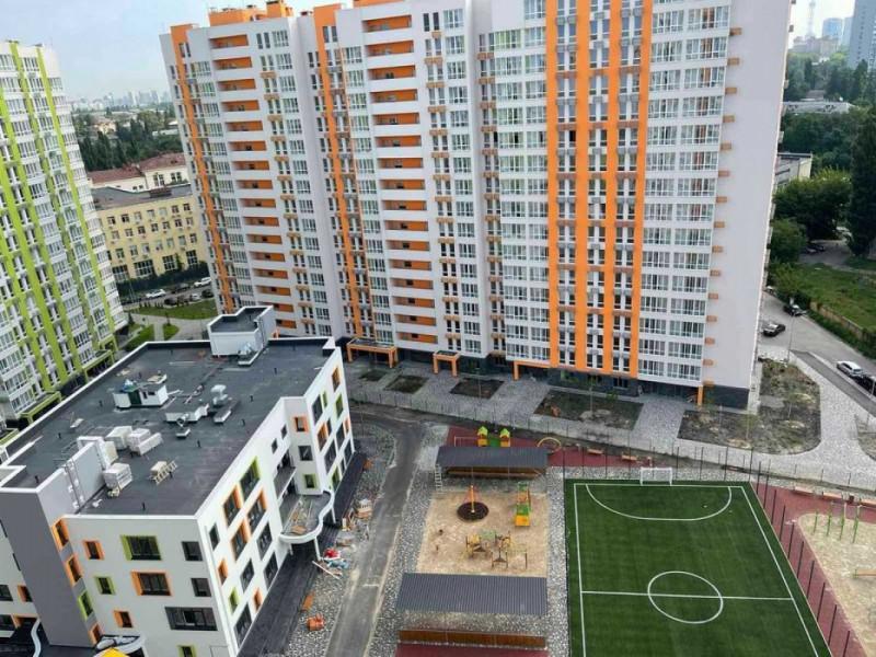 1 комнатная квартира в ЖК Нивки Парк, проспект Победы 67г, 50м2 SB